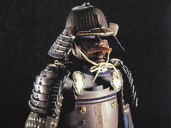 真田信繁の鎧