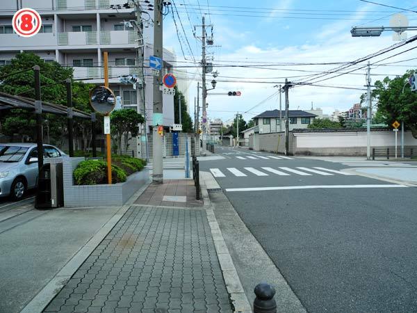 真田丸北側